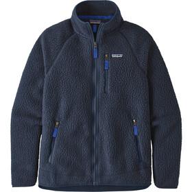 Patagonia Retro Pile Jacket Herr Neo Navy